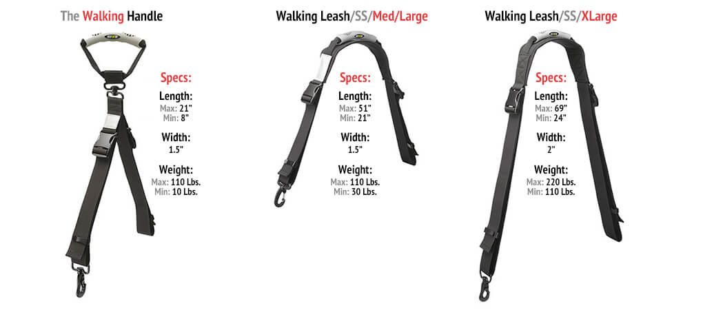 Walking Handle and Walking Leash