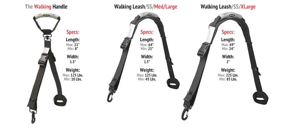 Walking Handle and Walking Leash