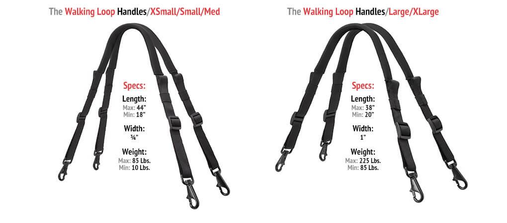 New Walking Loop Handles